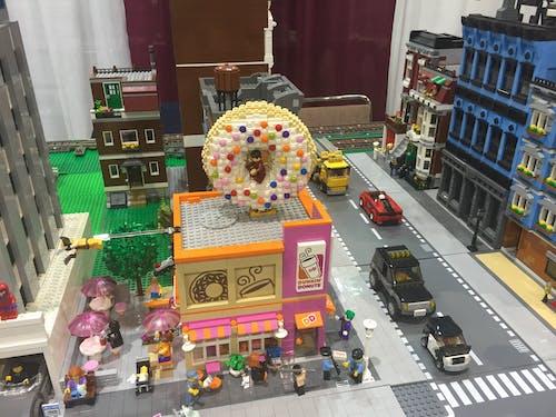 Photos gratuites de jouets, legos