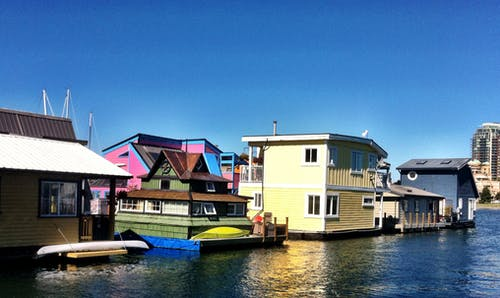 Photos gratuites de bateaux, pêcheur de pêcheur, ponton