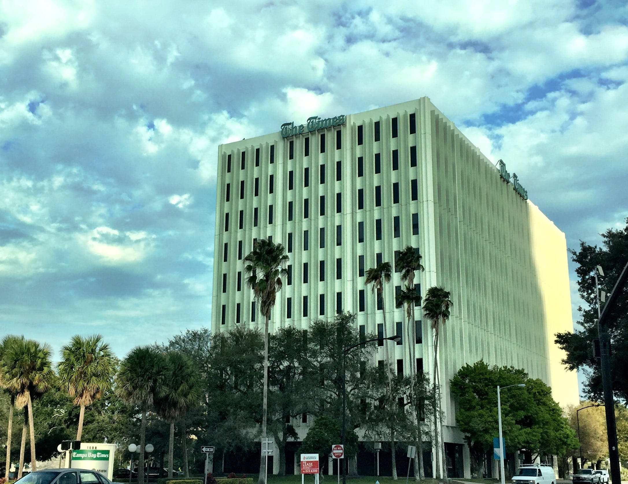 Free stock photo of building, newspaper, tampa