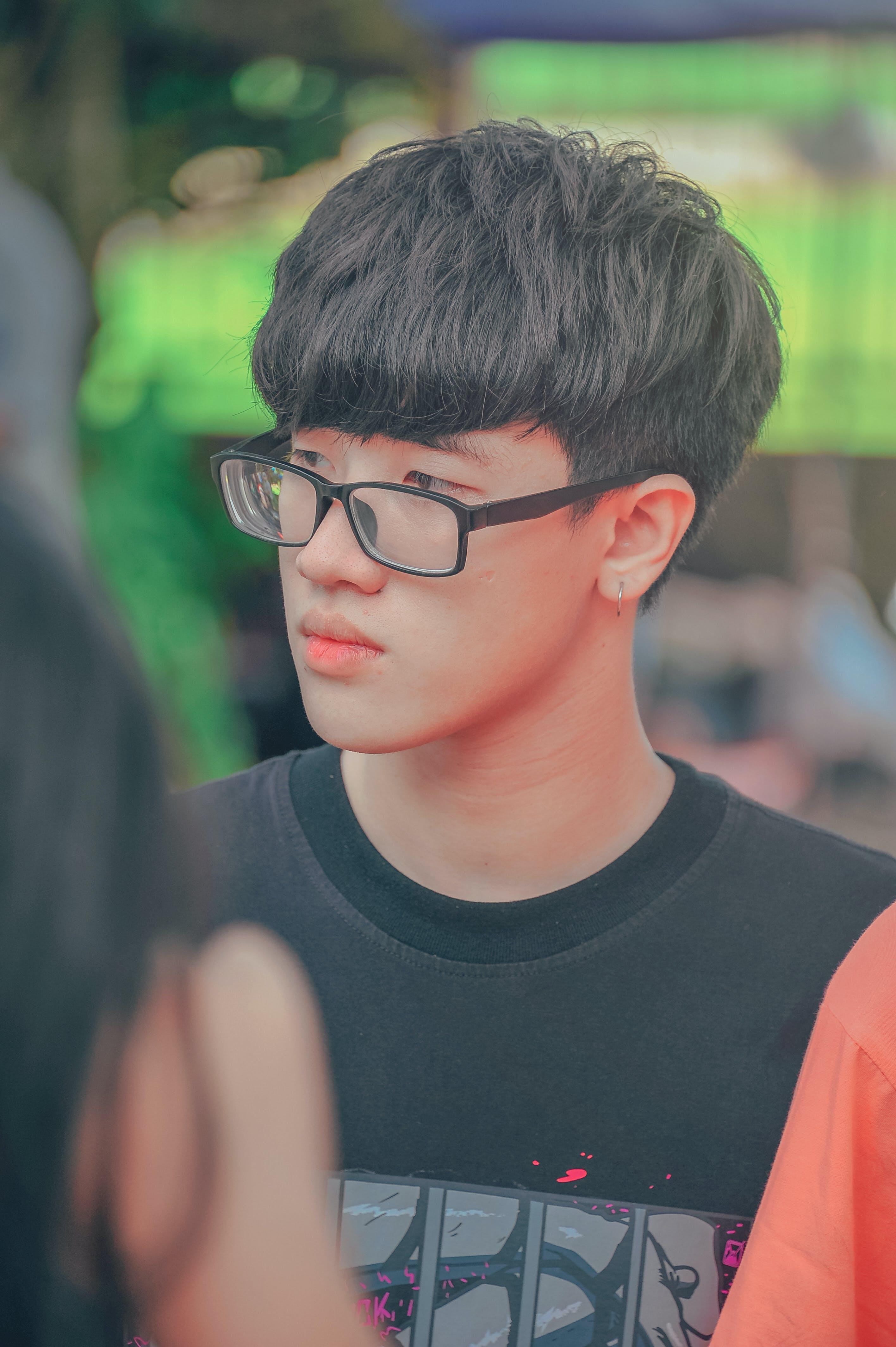 Základová fotografie zdarma na téma asiat, brýle, mladý, móda