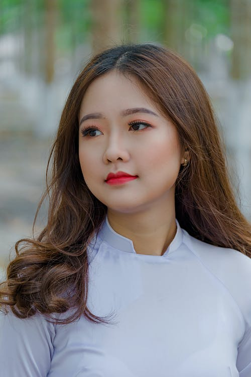 Kostenloses Stock Foto zu asiatin, asiatische frau, asiatische person, augen