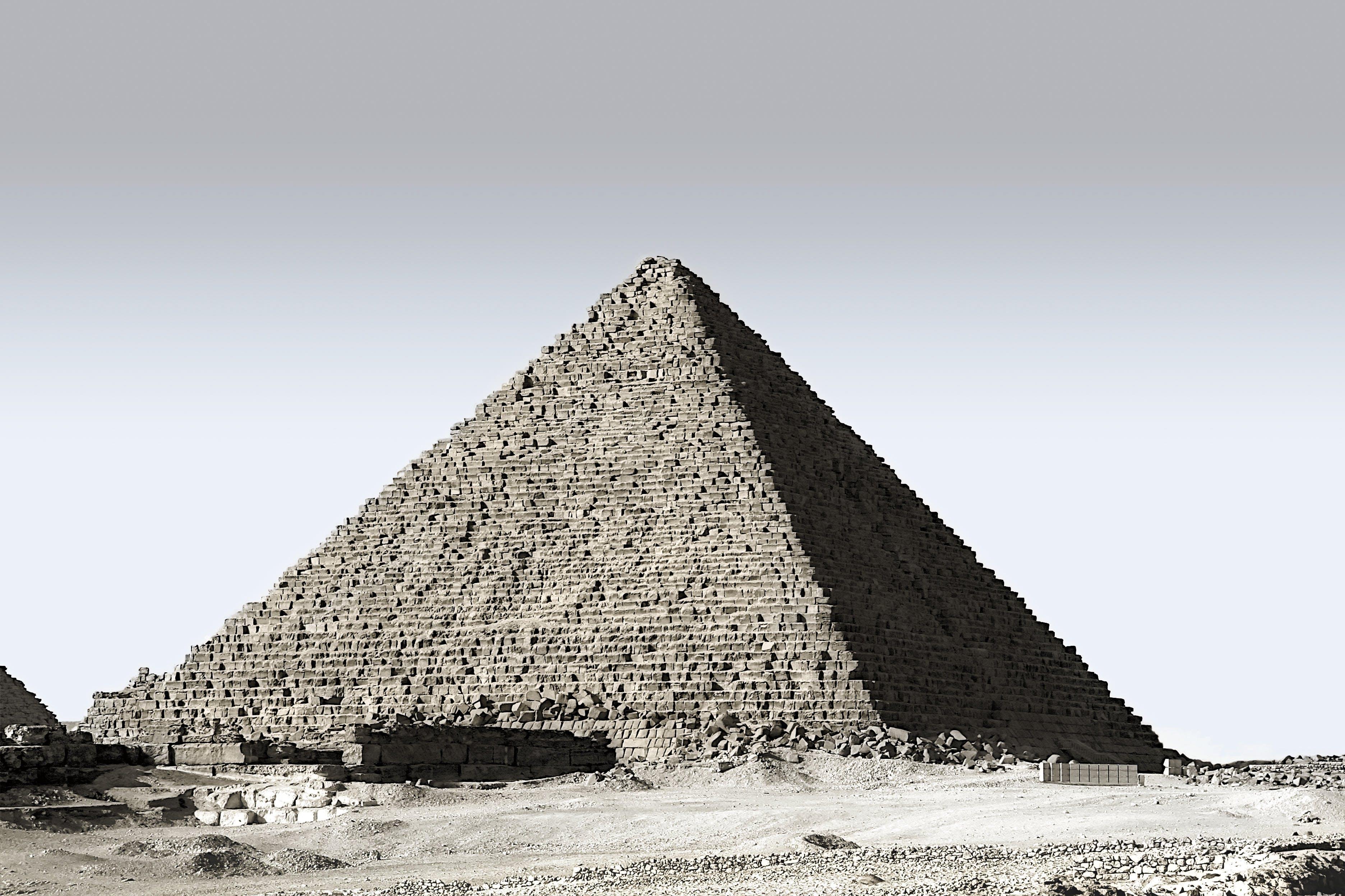 antik, arkeoloji, çöl, gökyüzü içeren Ücretsiz stok fotoğraf