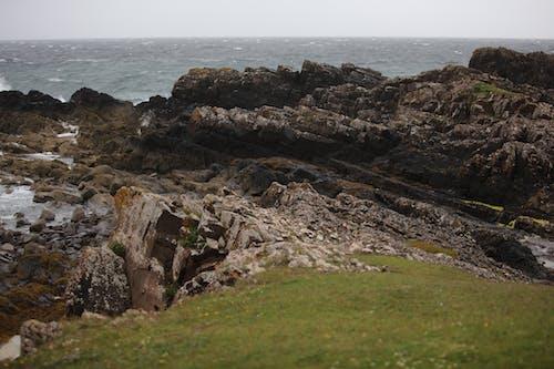 Fotos de stock gratuitas de frío, mar, mar del Norte, piedra