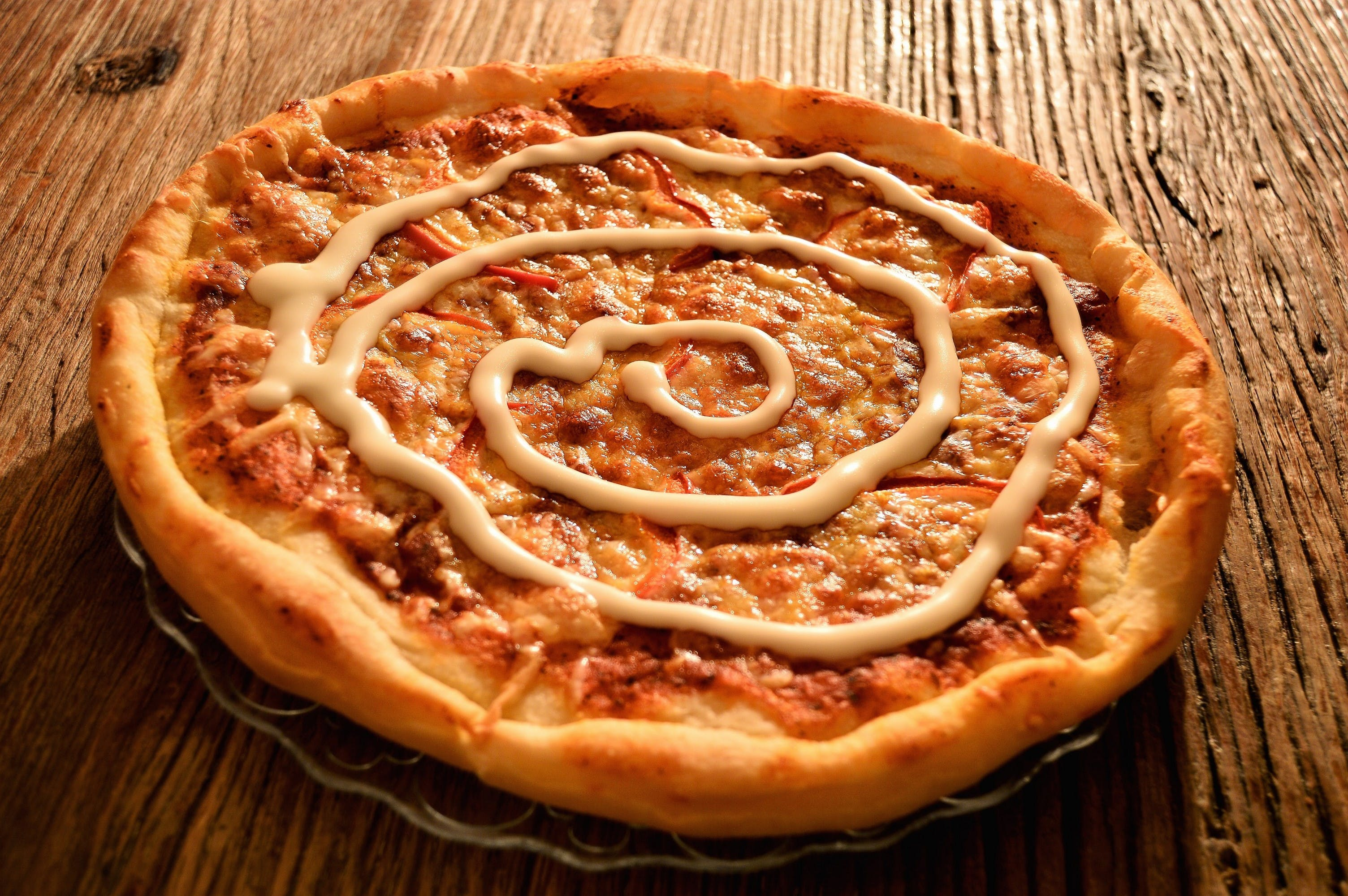 Close-up Photography of Pizza