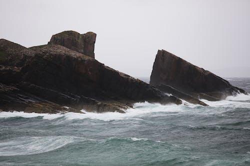 Fotos de stock gratuitas de decir adiós con la mano, Escocia, frío, mar del Norte