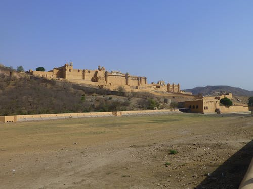 Photos gratuites de fort d'amber, inde, jaipur