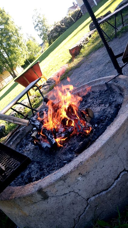 火堆, 營火, 篝火 的 免費圖庫相片