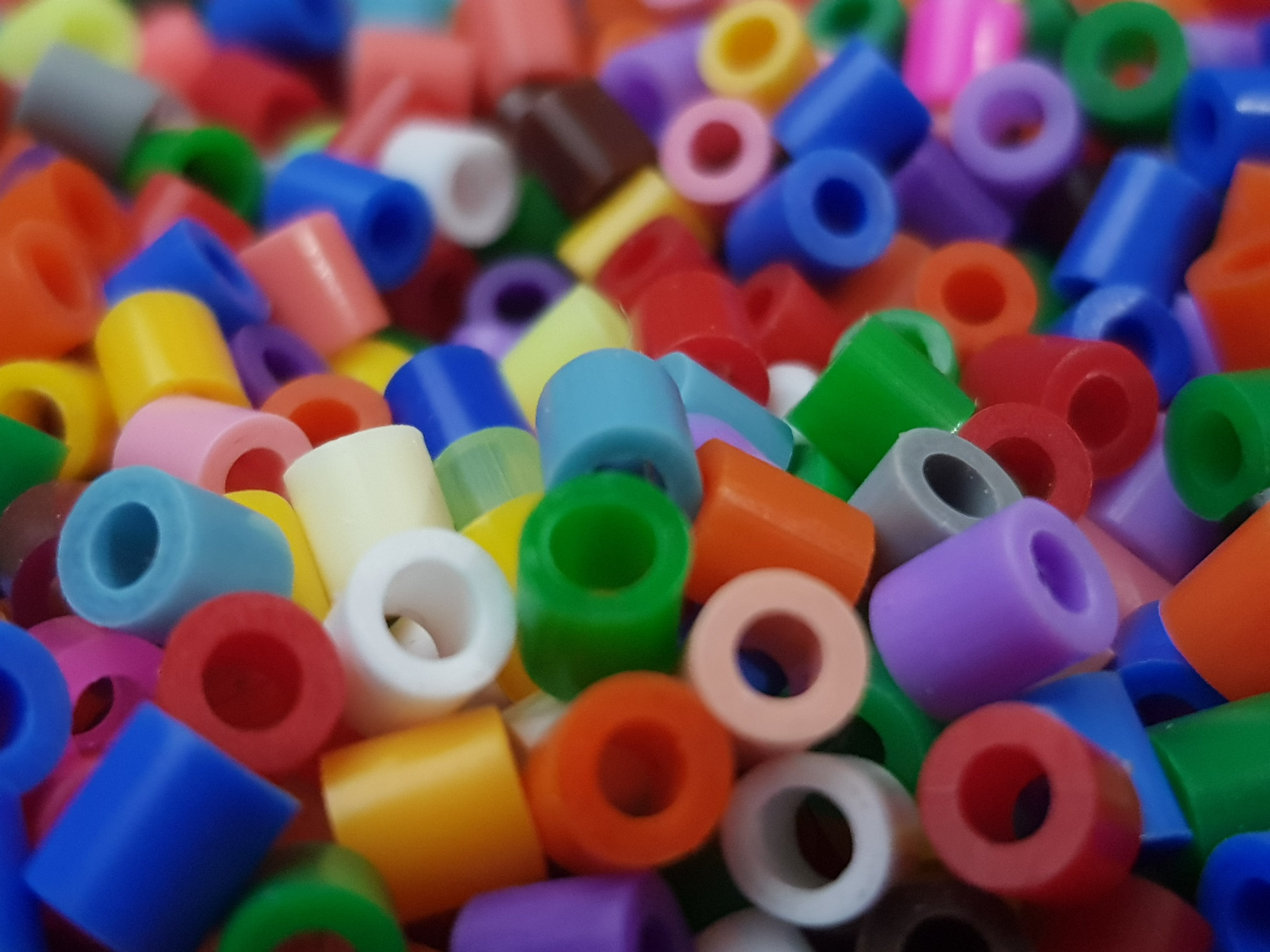 Free stock photo of beads, close, colourful, craft