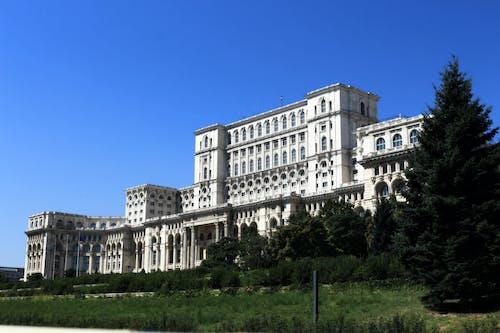Gratis arkivbilde med arkitektonisk design, arkitektur, bucuresti, bygning