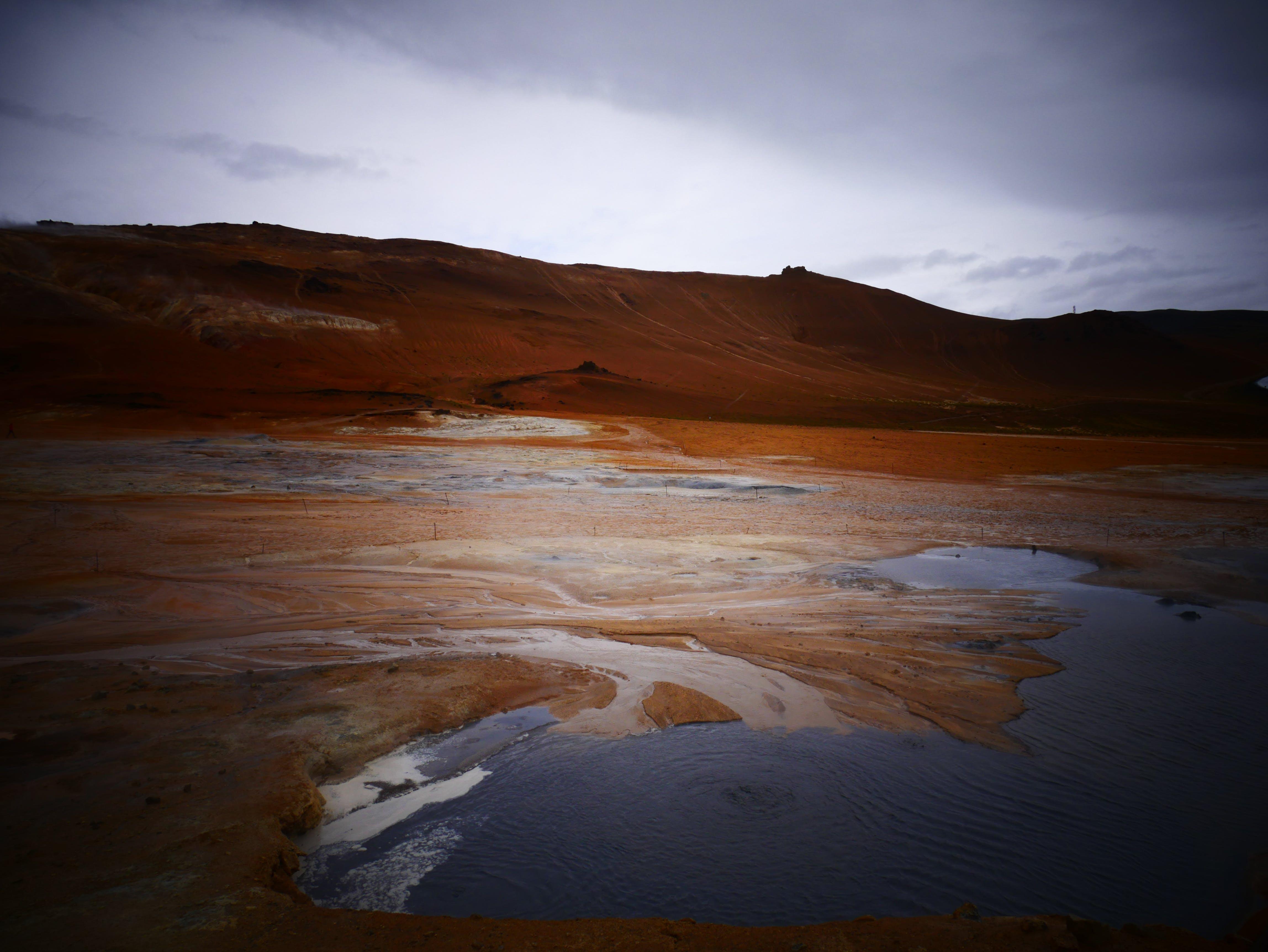 Photography of Desert