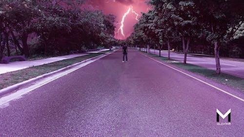 Ảnh lưu trữ miễn phí về màu đen, đèn flash, đường phố