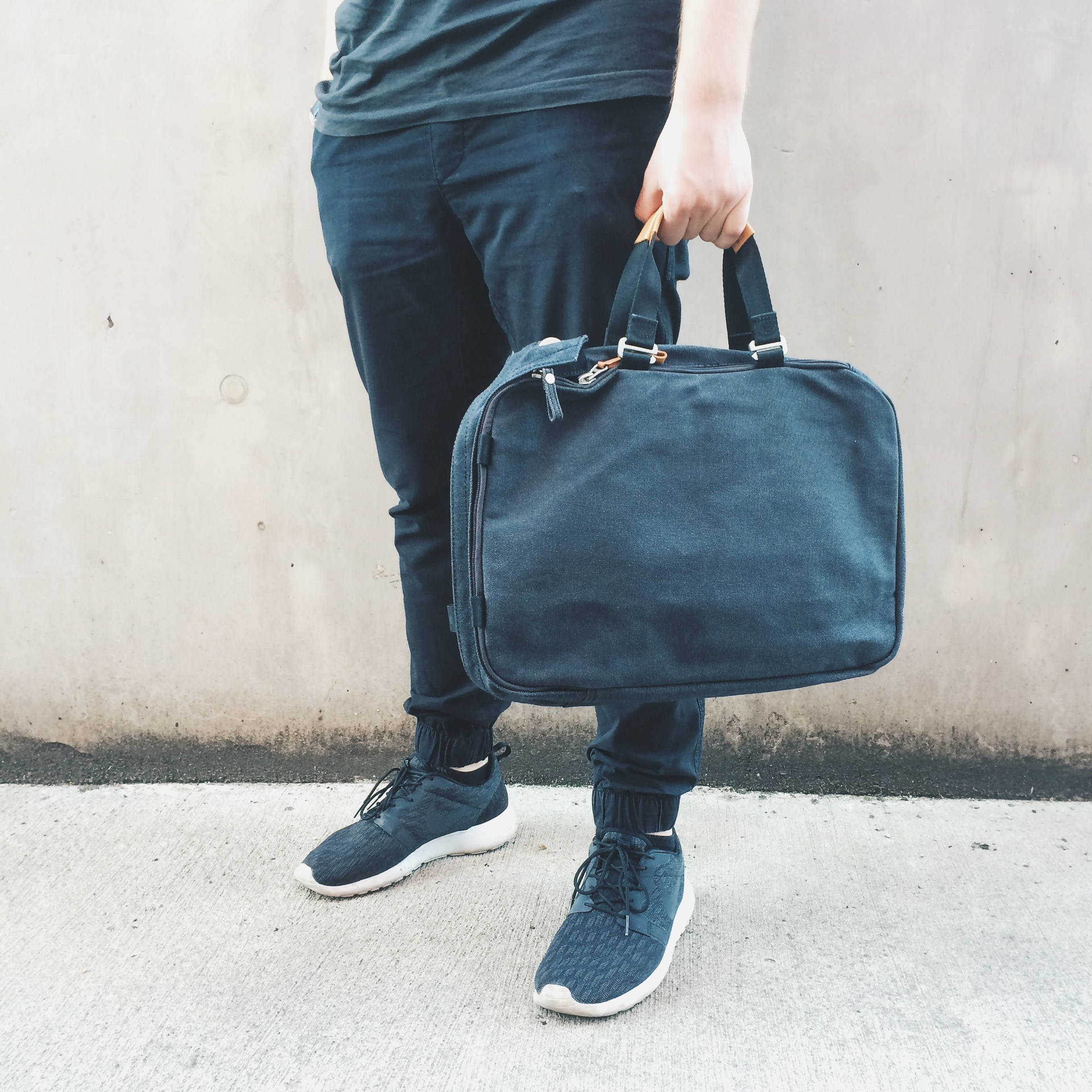 Free stock photo of bag, boy, guy, hipster