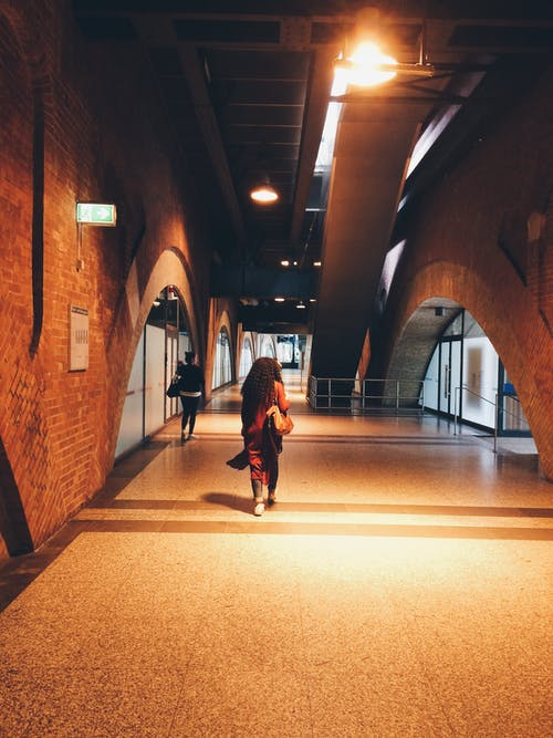 Free stock photo of berlin, building, germany, girl
