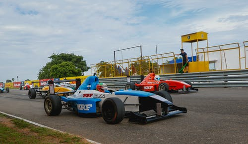 Free stock photo of formula 3, india, race, race car