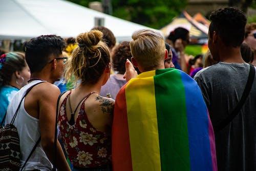 LGBT-h, おとこ, ぼかし, アダルトの無料の写真素材