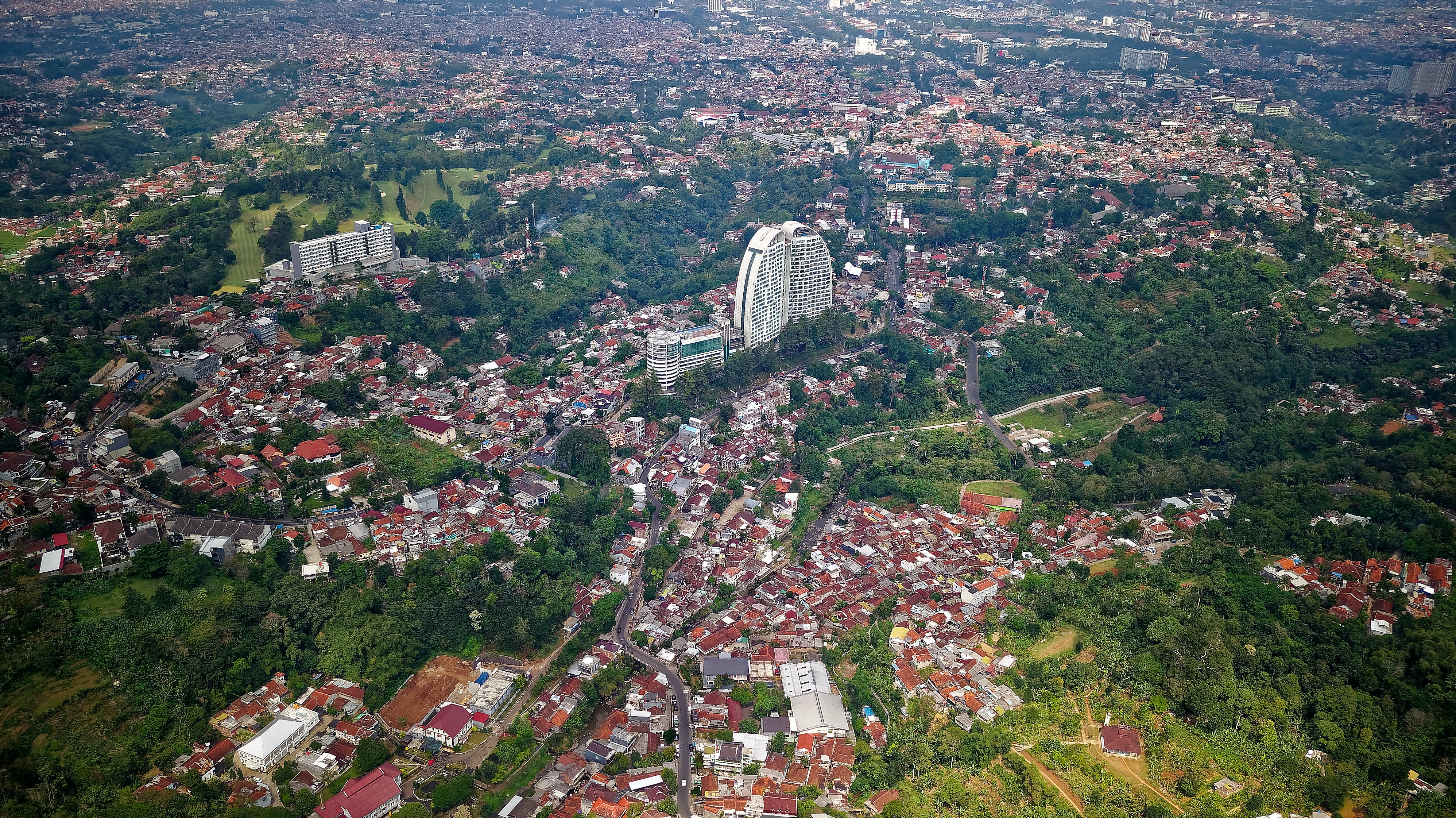 Free stock photo of city, bird's eye view, landscape, houses
