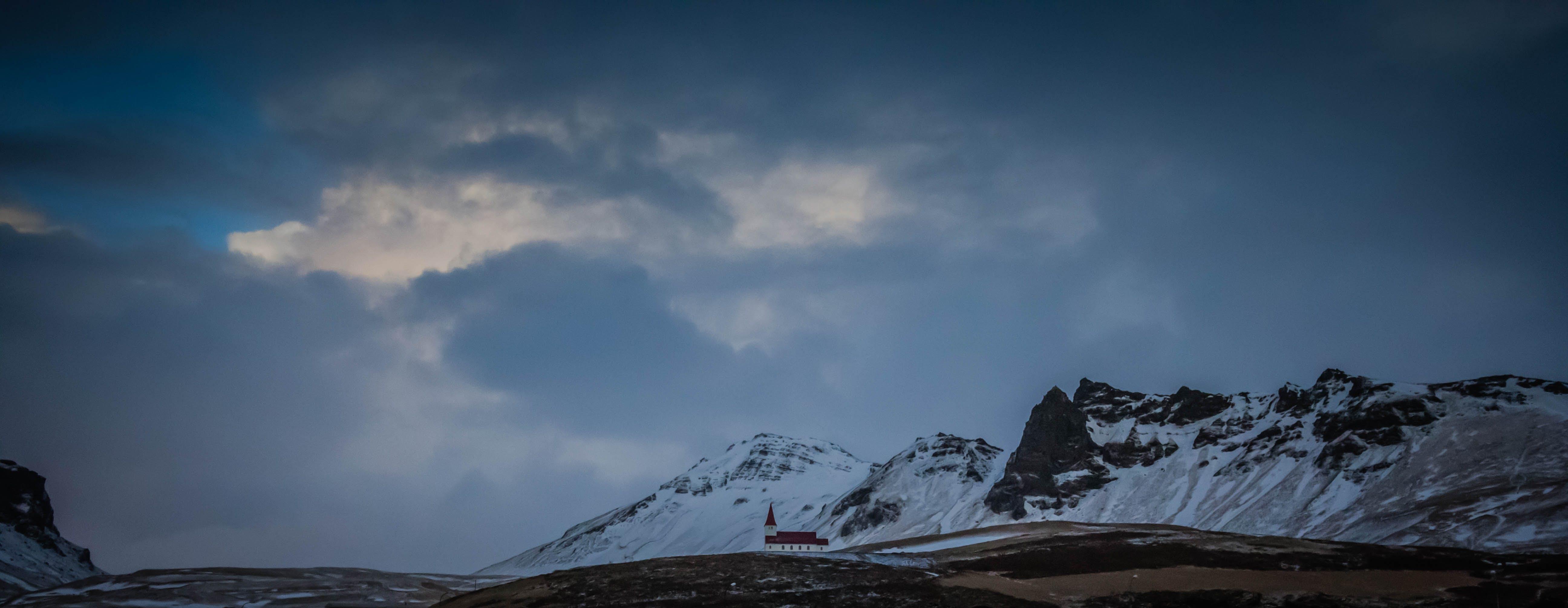 감기, 겨울, 경치, 구름의 무료 스톡 사진