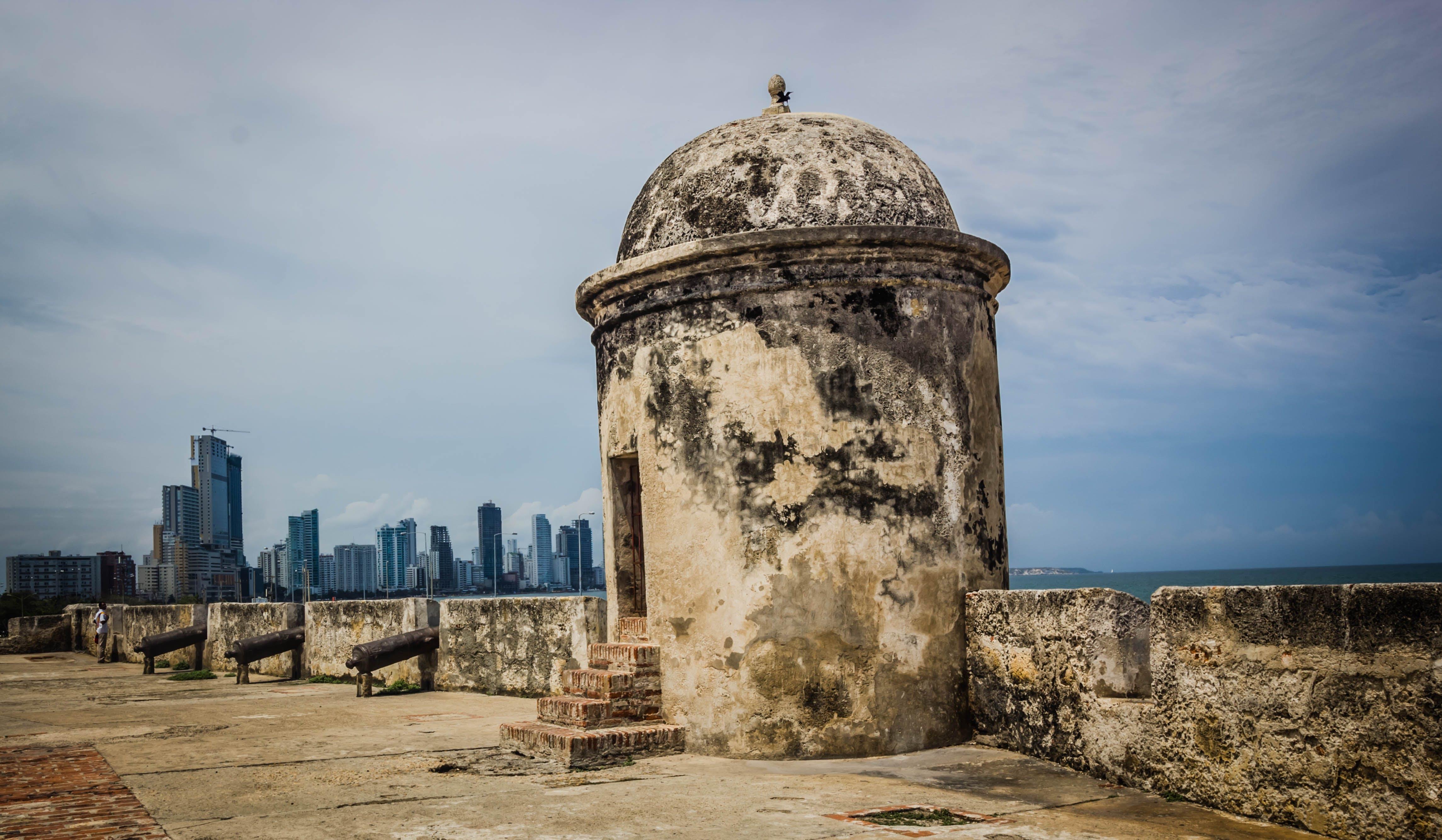 Free stock photo of city, colombia, Cartagena