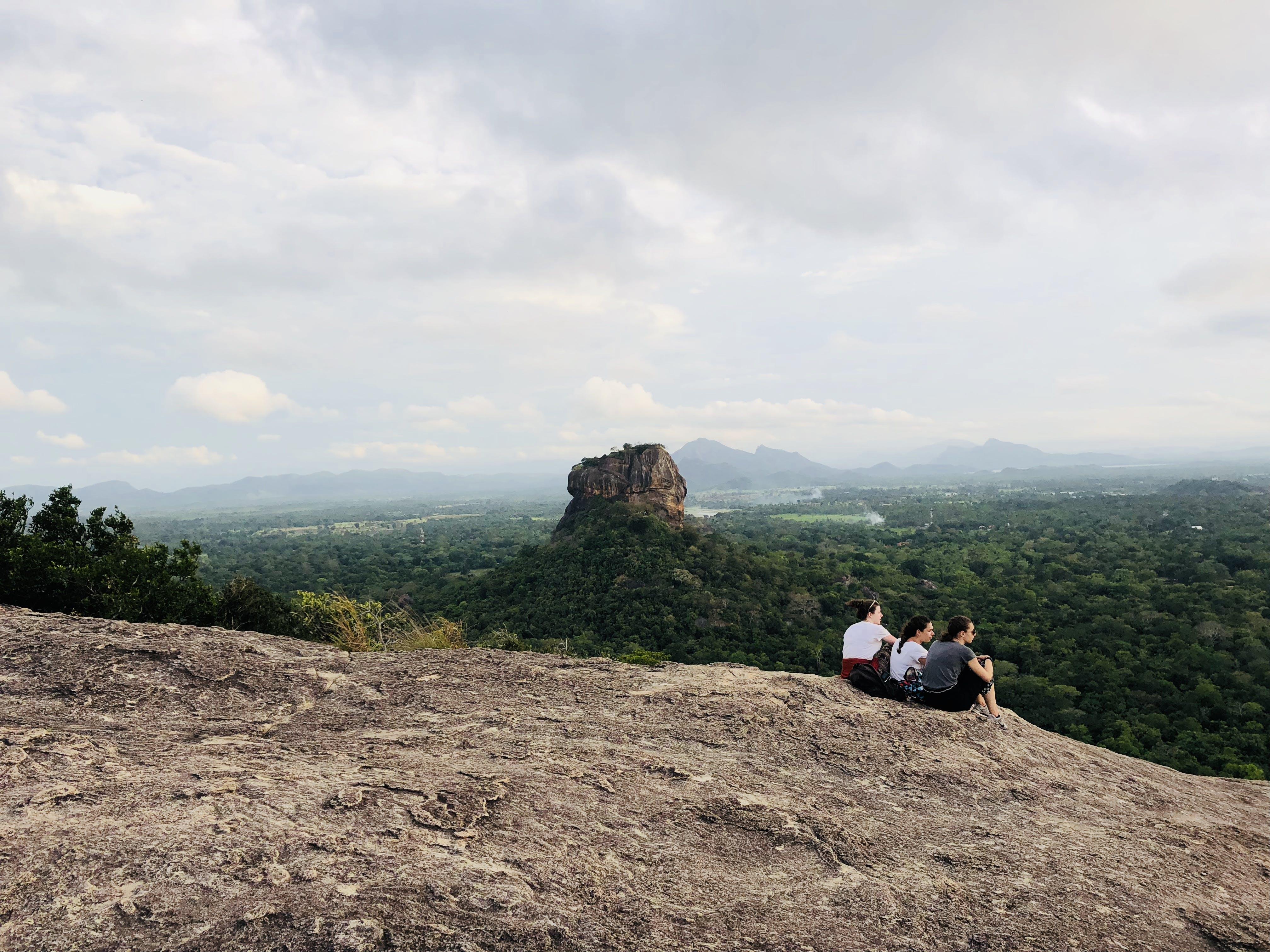 landscape, mother nature, rock