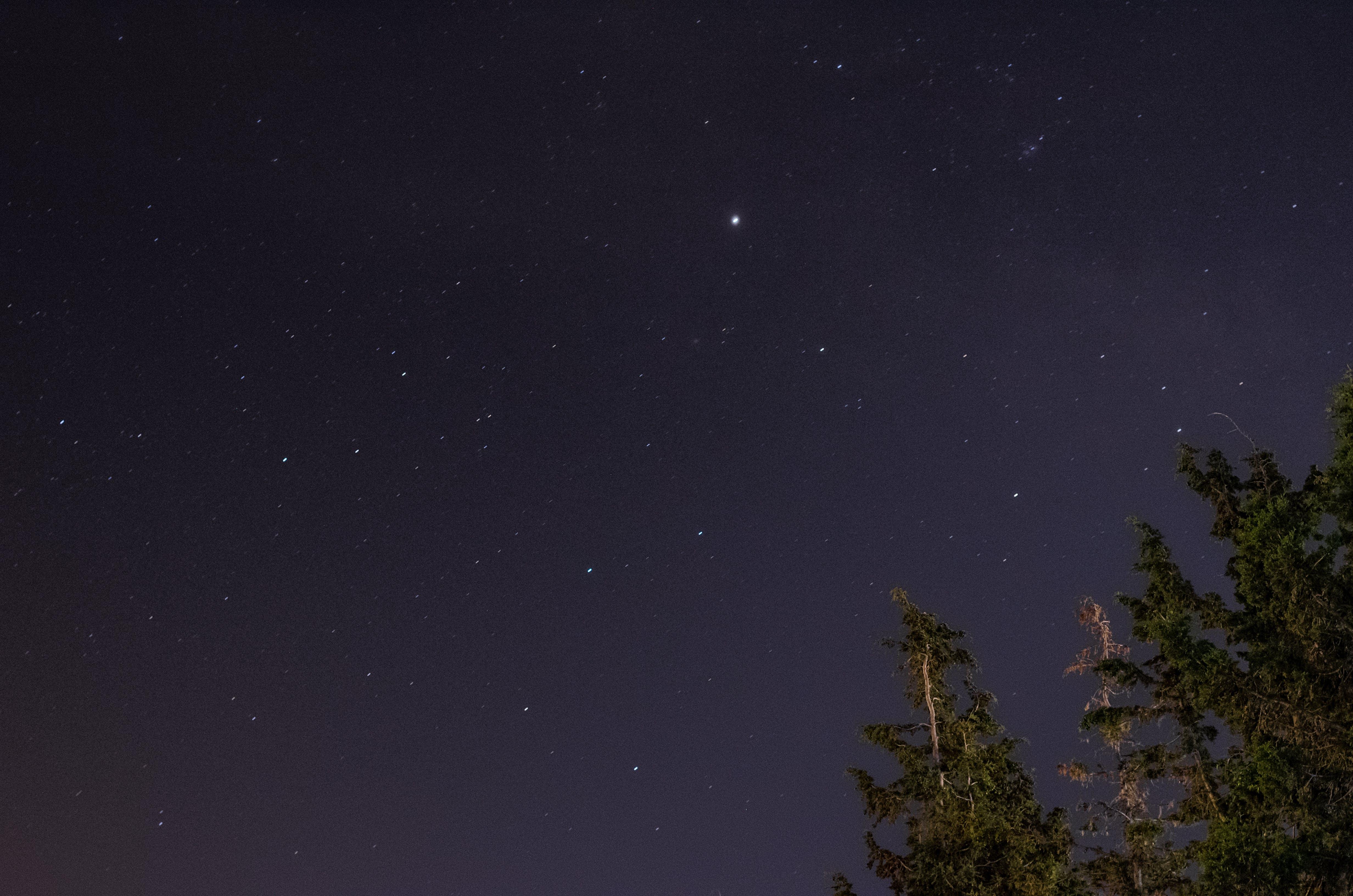 Free stock photo of astrophotography, milky way, night, night sky