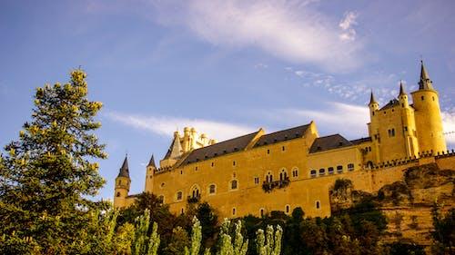 Foto profissional grátis de alcazar, castillo