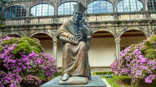 Foto profissional grátis de estatua, religião