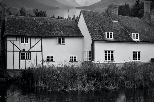 Ảnh lưu trữ miễn phí về bị bỏ rơi, kiến trúc, làng, mang tính lịch sử