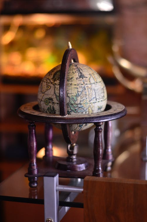 Free stock photo of earth, globe, history, vintage
