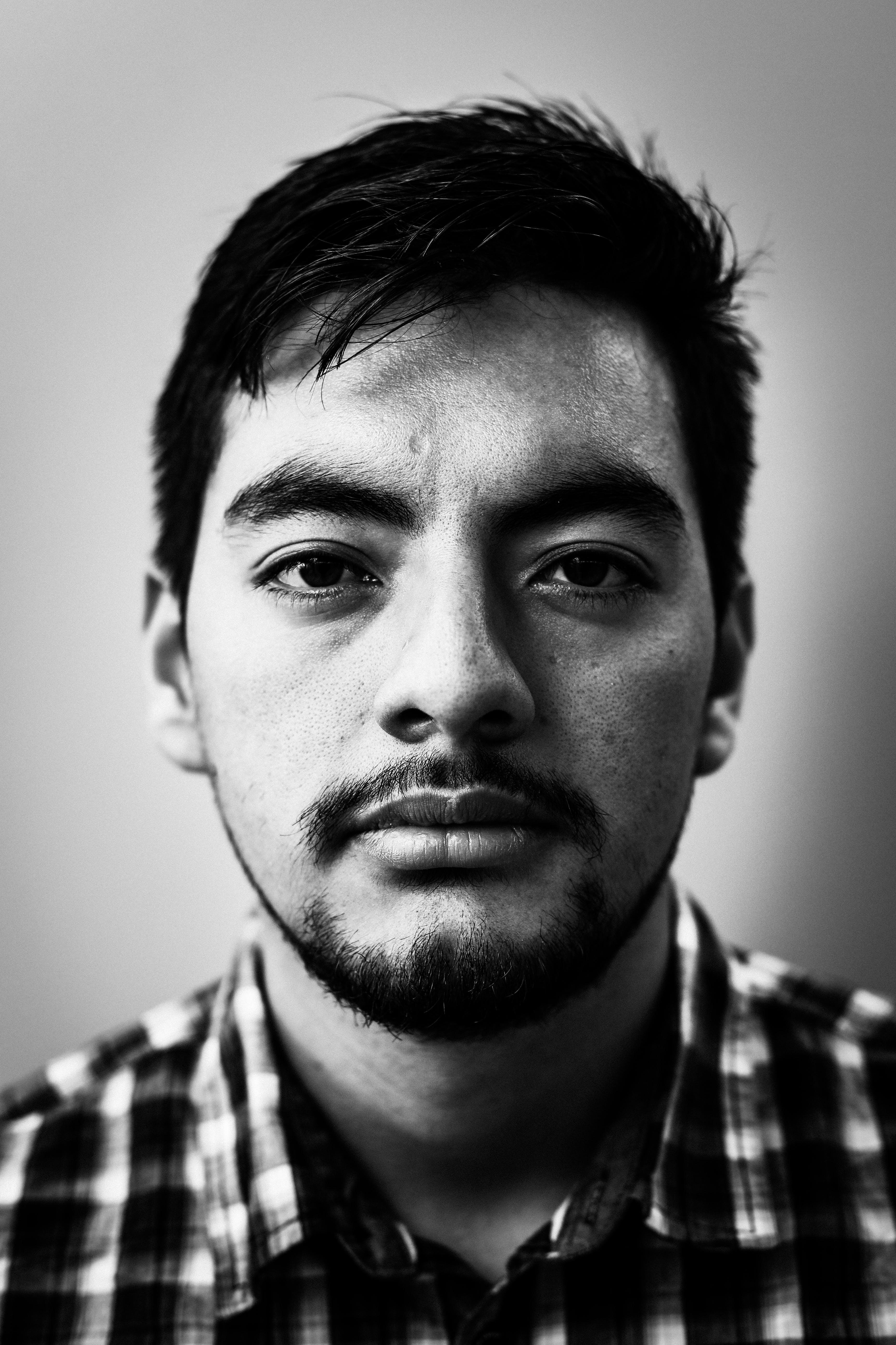 Free stock photo of people, men, face, portrait