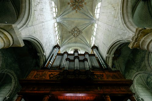 Δωρεάν στοκ φωτογραφιών με αρχιτεκτονική, εκκλησία, εσωτερικοί χώροι, εσωτερικός χώρος