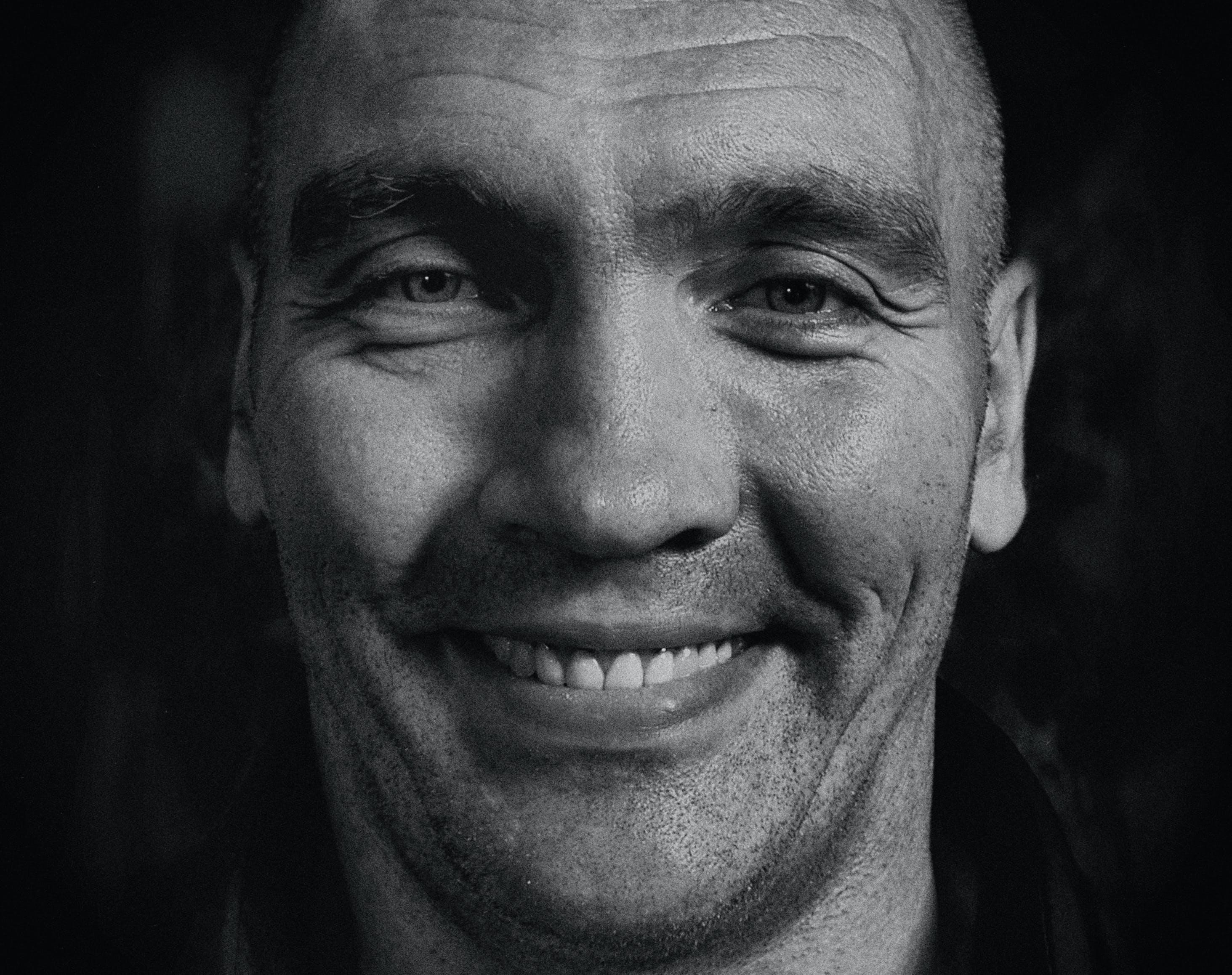 Close-up Photograph of Man's Face
