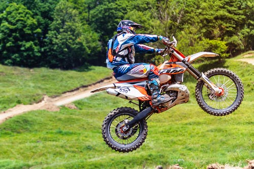 Photos gratuites de motocross