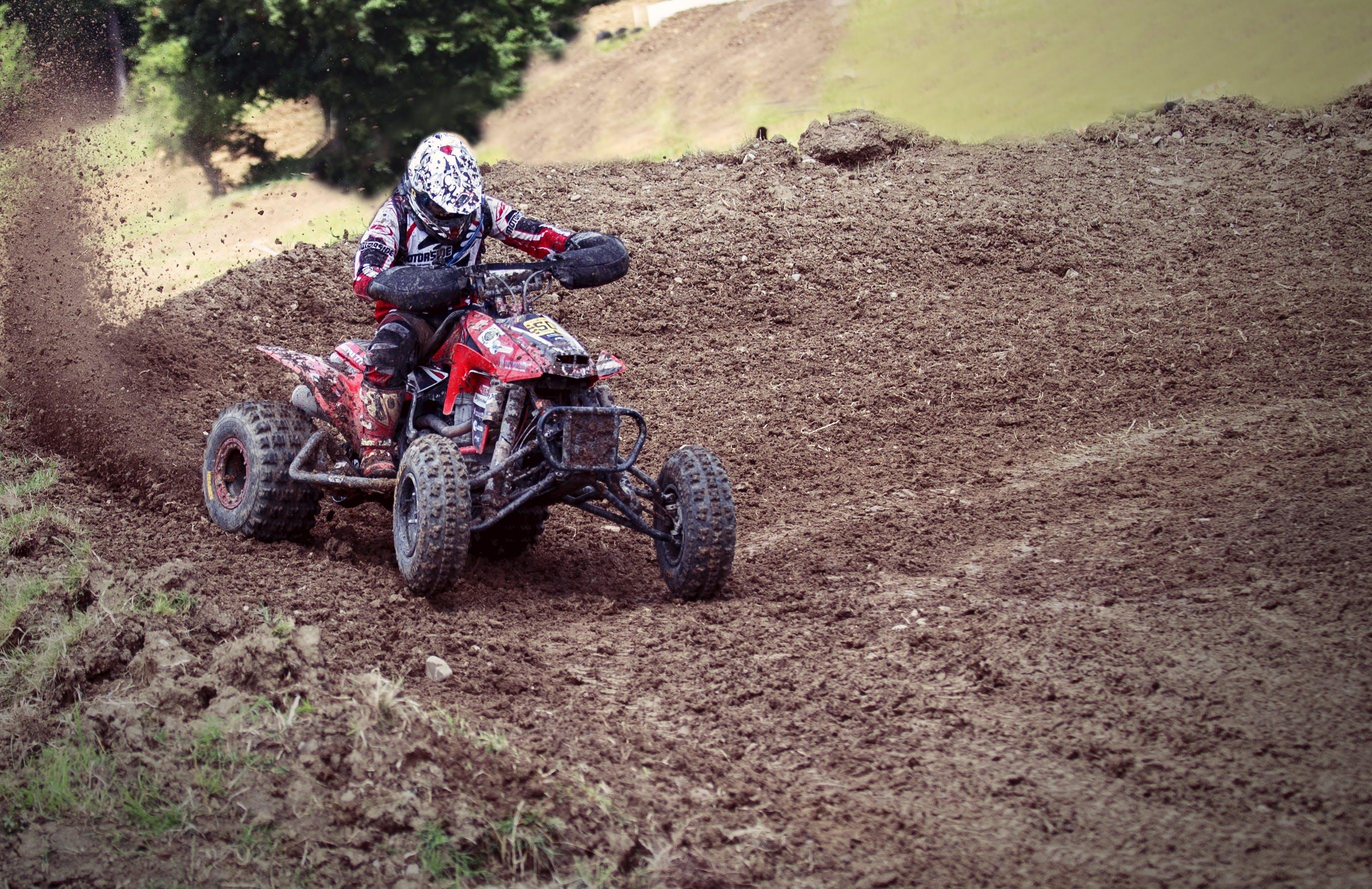 Free stock photo of moto racing