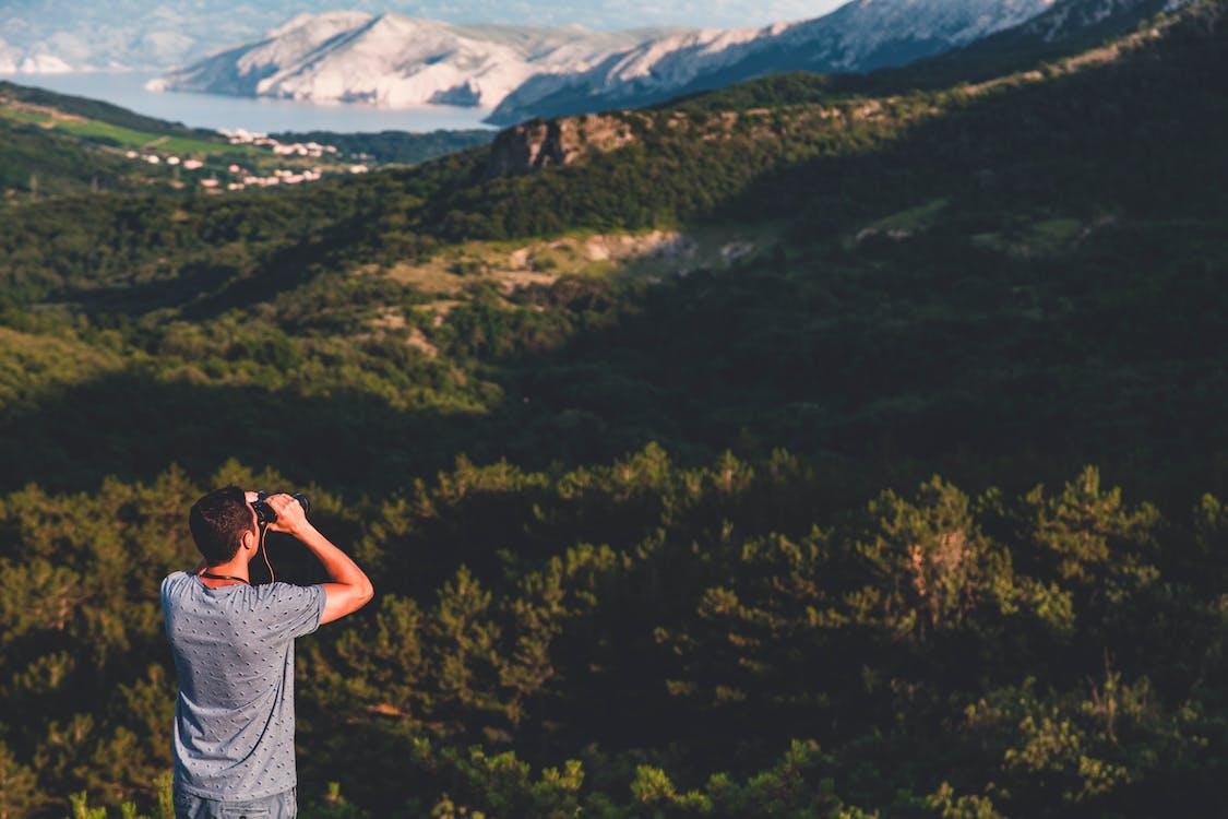 alam, dewasa, gunung