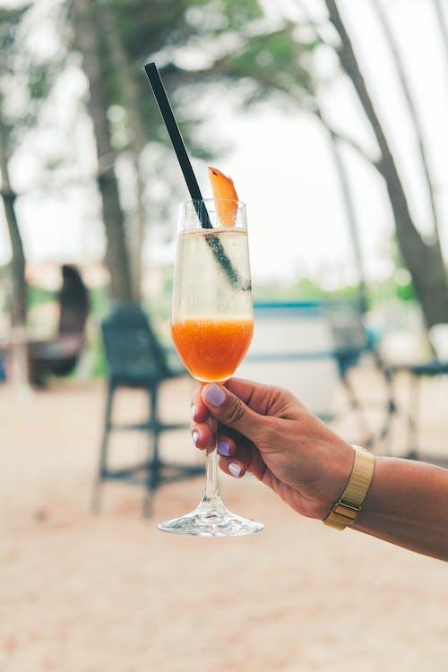 Kostnadsfri bild av apelsin, cocktail, dryck, färsk