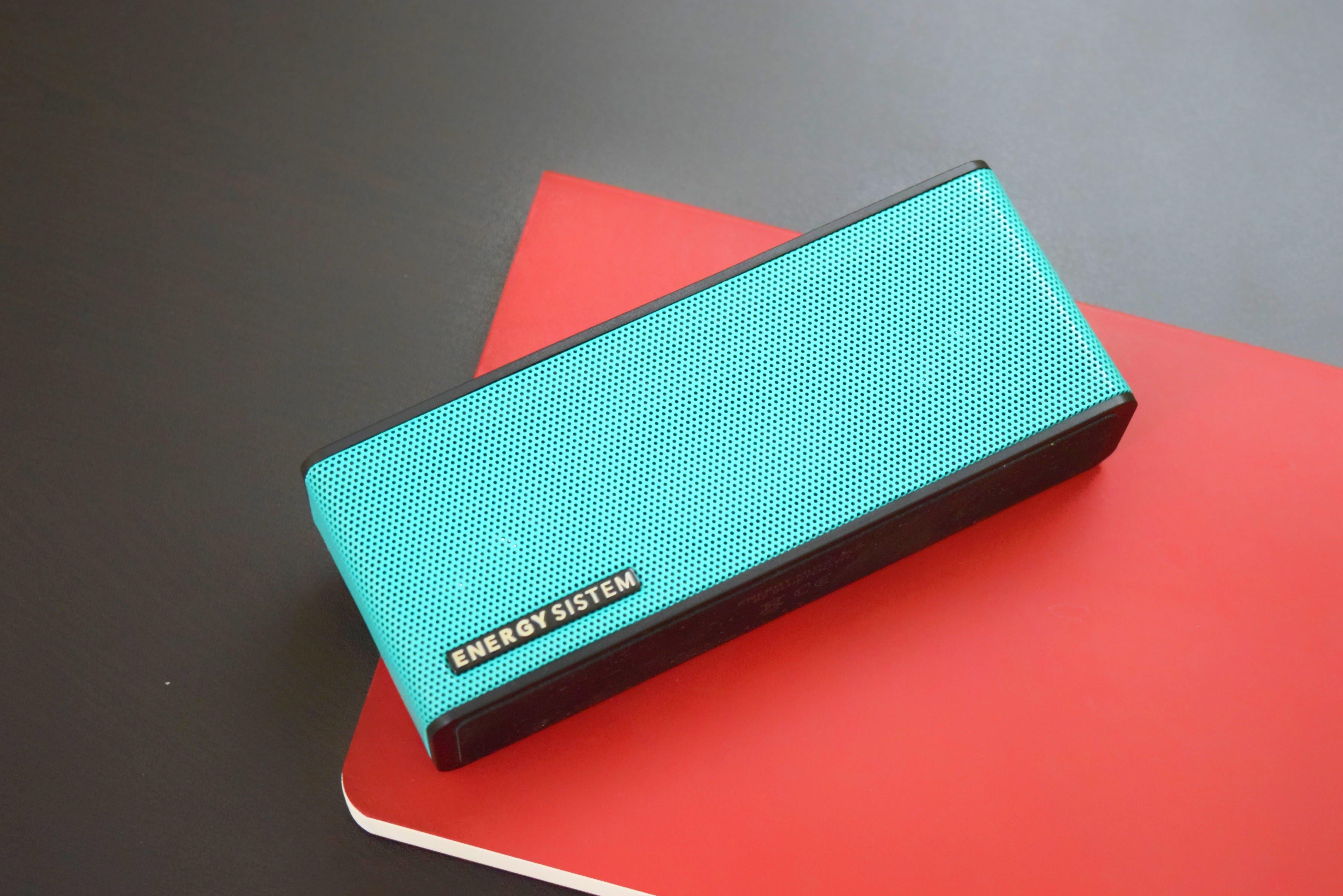 Free stock photo of audio, bluetooth speaker, gadgets, speaker