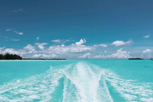Imagine de stoc gratuită din apă, barcă, cer, faleză