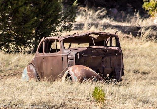 Darmowe zdjęcie z galerii z klasyczny, rdza, samochód