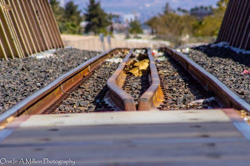Darmowe zdjęcie z galerii z tor kolejowy, tory kolejowe