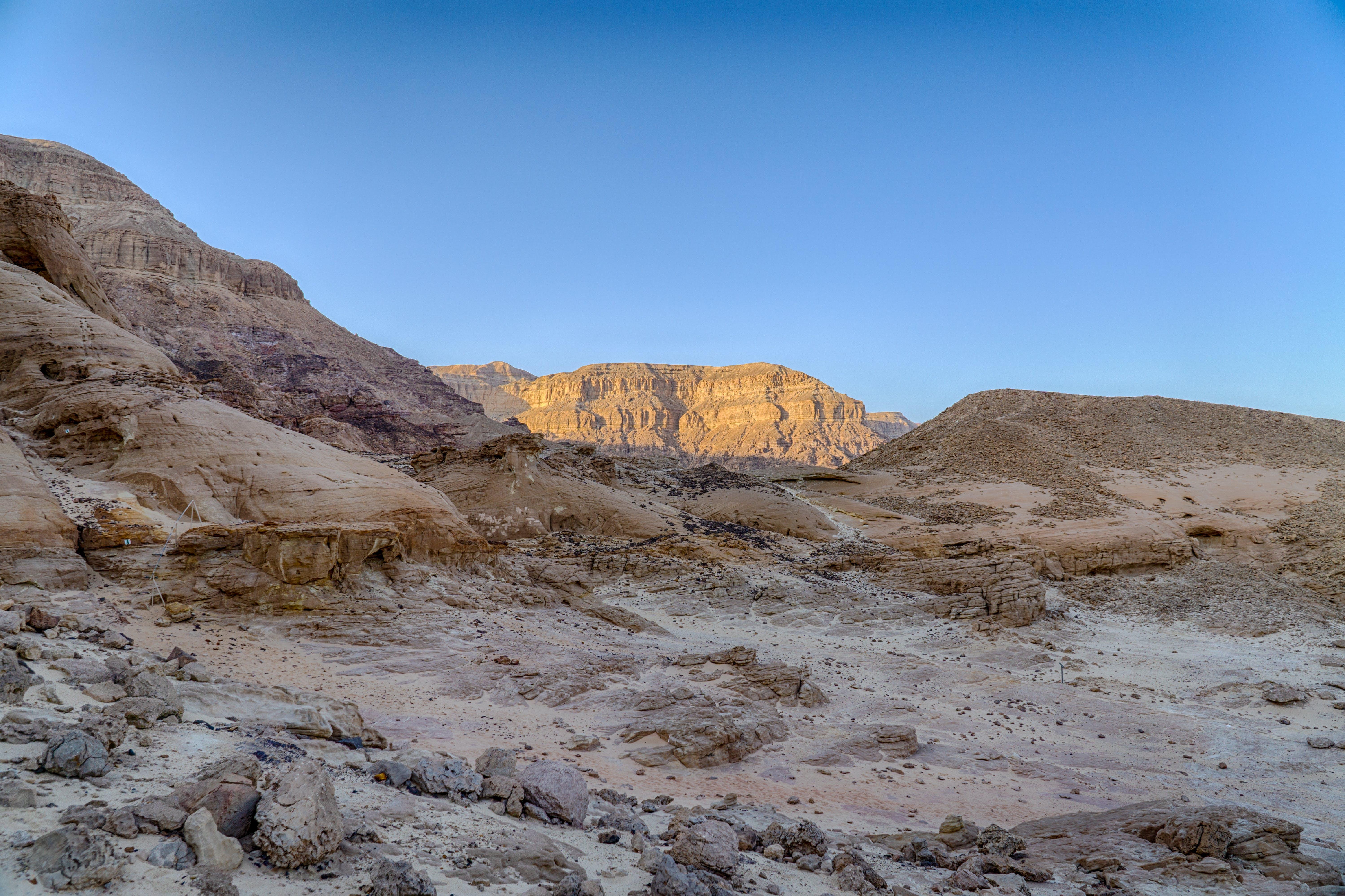 Free stock photo of desert