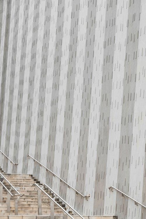 Foto profissional grátis de aço, argamassa, arquitetônico, concreto