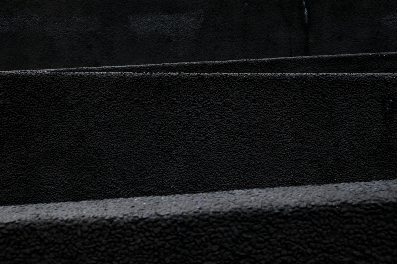 Closeup of Stone Steps