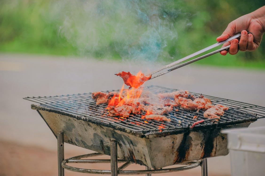 alat barbecue, alat barbekyu, alat bq
