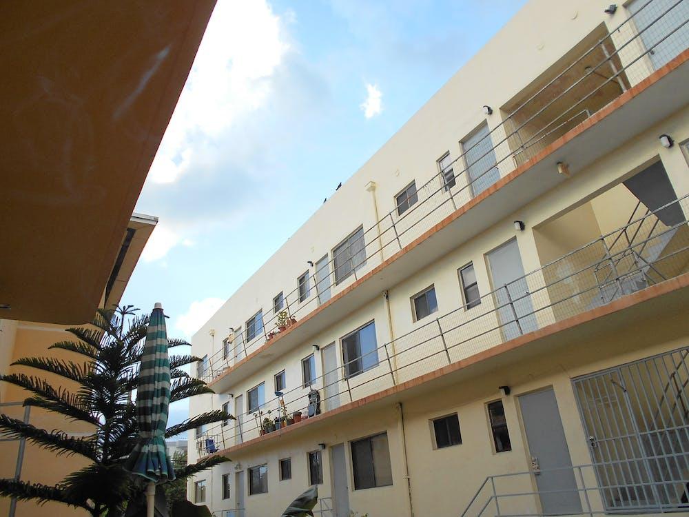 Free stock photo of apartments