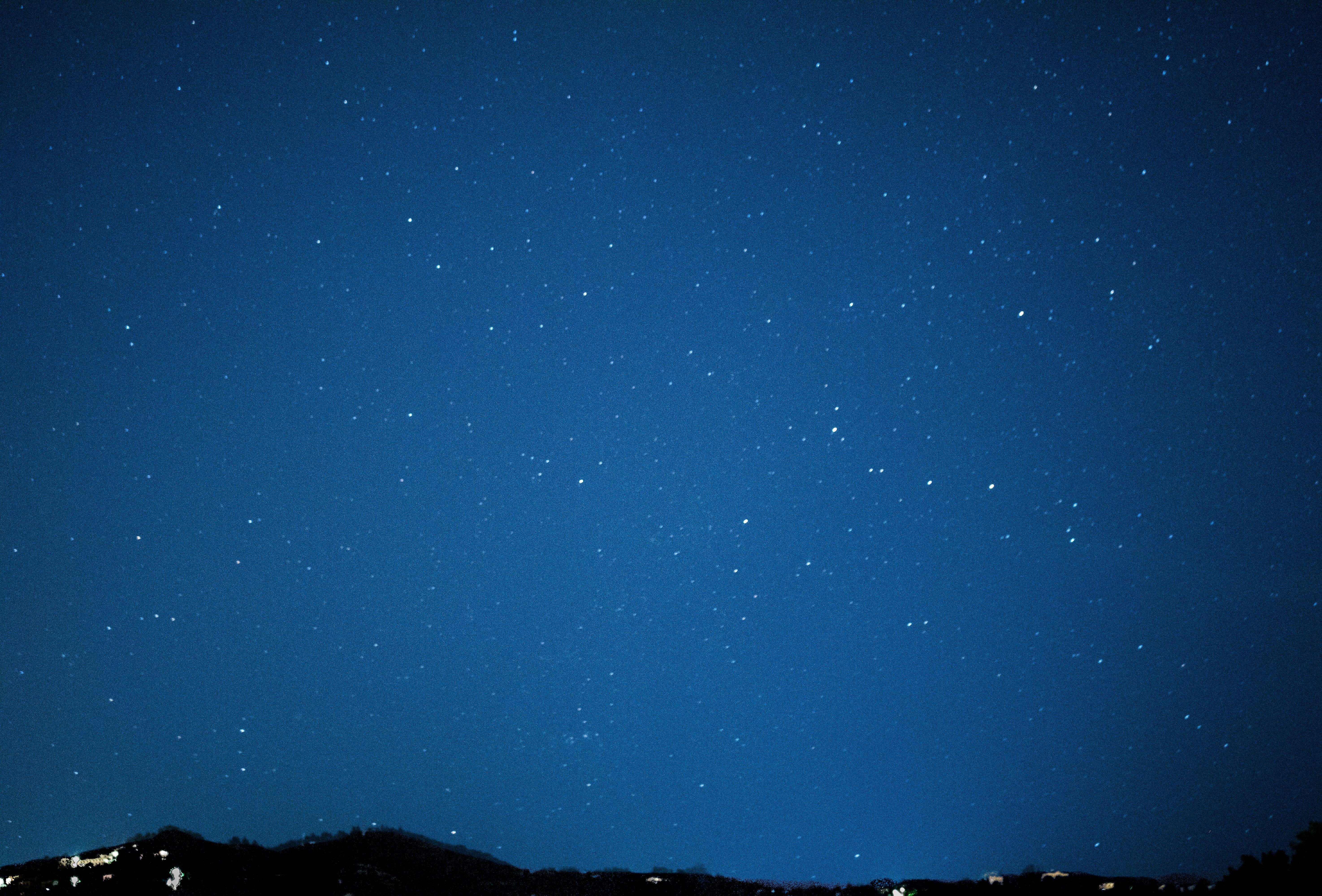 Free stock photo of sky, stars, milkyway