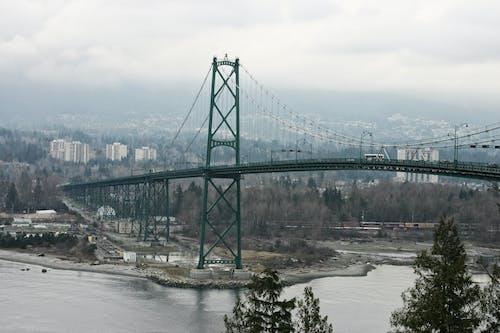 Gratis stockfoto met brug