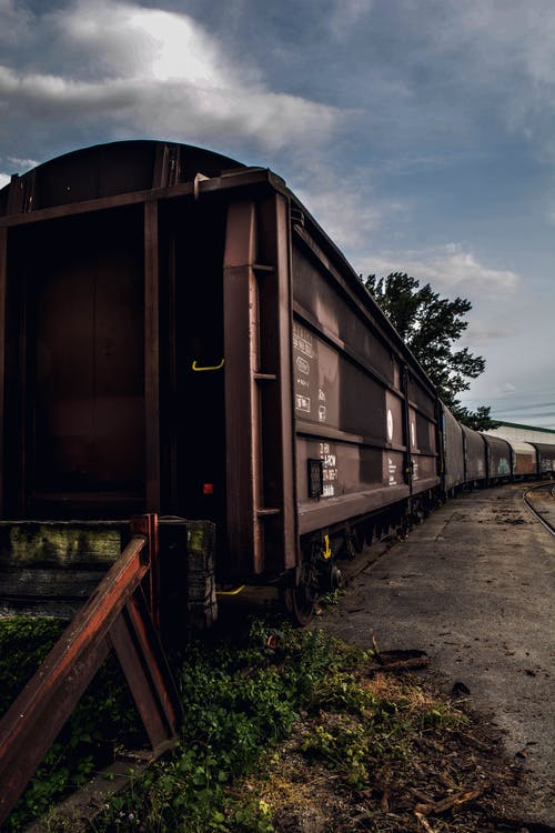Darmowe zdjęcie z galerii z kolej, lokomotywa, opuszczony, pociąg