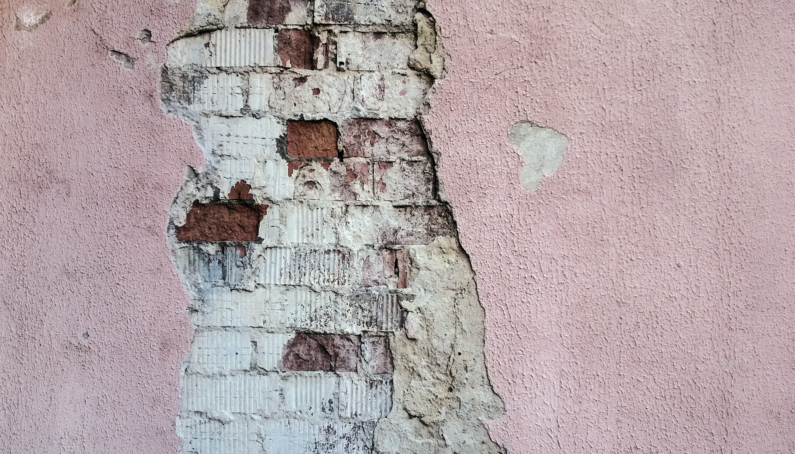 Photo of Pink Painted Wall