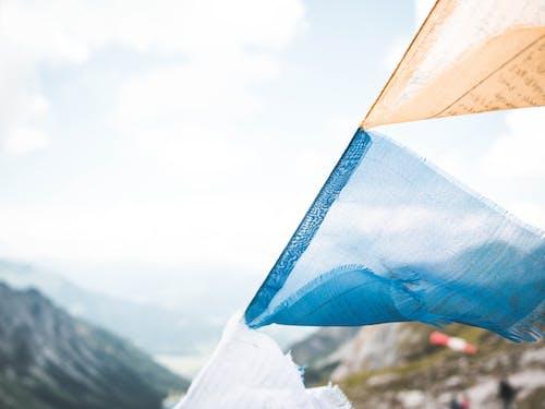 Gratis lagerfoto af bjerge, dagslys, himmel, høj