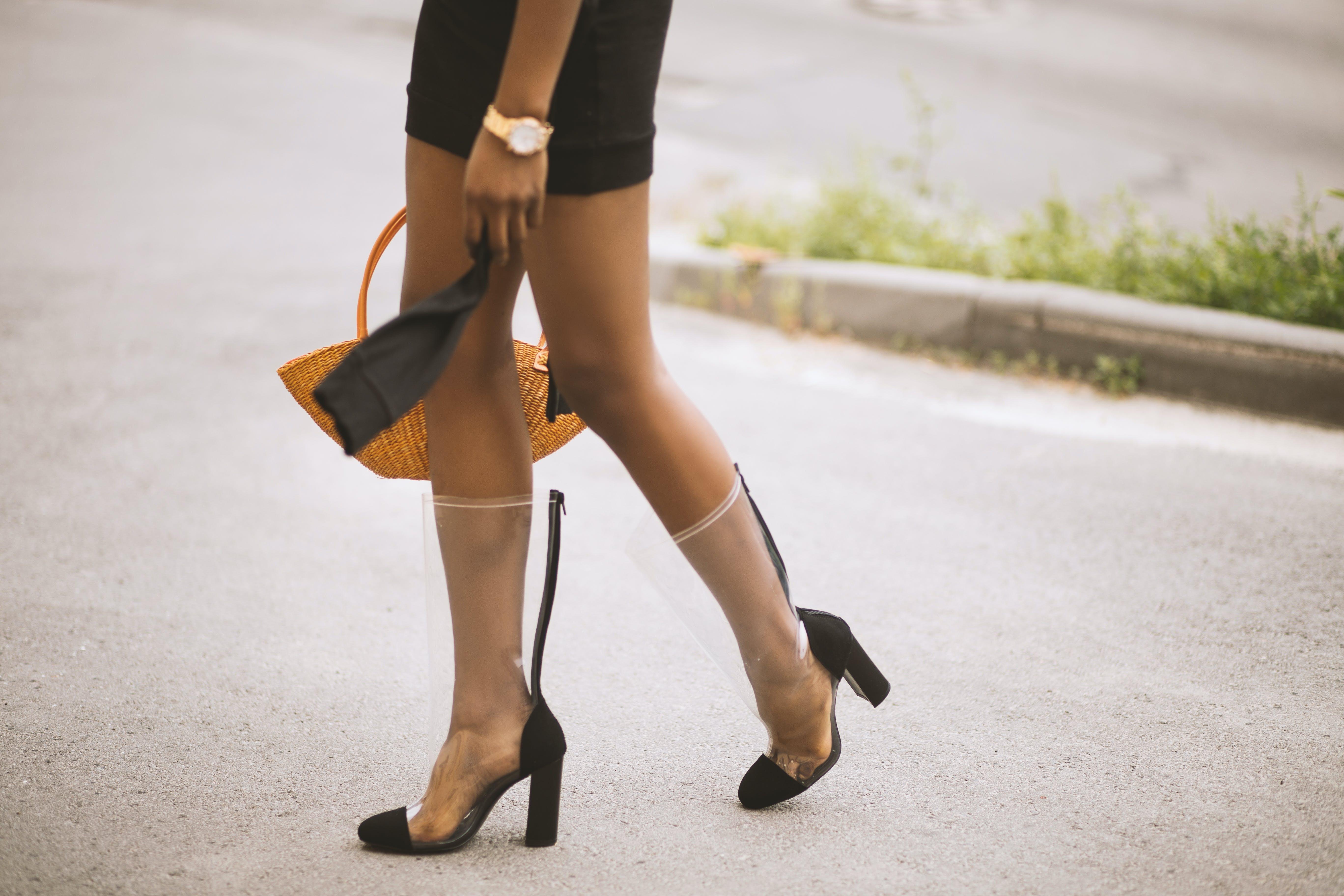 Free stock photo of fashion, legs, walking, steps